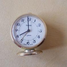 CEAS SLAVA 11 RUBINE, DEFECT - Ceas de masa