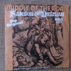 Middle Of The Road Samson Delilah Talk Of All The USA single vinyl muzica pop