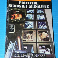 EDIFICIUL NEBUNIEI ABSOLUTE - STANISLAW LEM (05005 - Carte SF