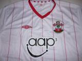 Tricou fotbal Southampton Football Club (Anglia), XXXL, Alb, De club