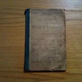Carte Completa de LIMBA LATINA - D. Evolceanu, C. Litzica - 1905, 101 p.