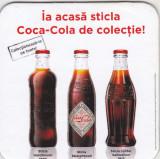 Suport de pahar / Biscuite COCA COLA