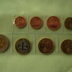 Set Monetarie VATICAN 2007 - Probe, Europa