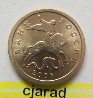 Moneda 5 Copeici - Rusia 2006 *cod 2113 a.UNC foto