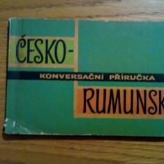 Ghid de conversatie Altele * CEH - ROMAN - Jan Petr, Vlad Vitek - 1962, 142 p.