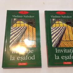 Vladimir Nabokov - Invitatie la esafod ,RF9/3
