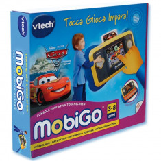 Joc educativ electronic Vtech Mobigo, cars 2