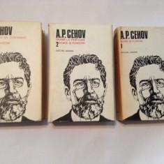 A.P.CEHOV OPERE VOL, 1, 2, 3, RF9/3 - Carte Antologie