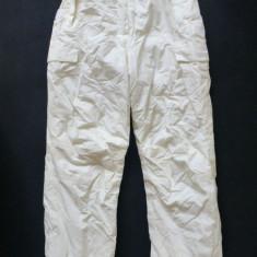 Pantaloni Ski Alpine TechTex Extreme Thinsulate Insulation; 164 cm inaltime - Echipament ski