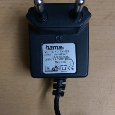 Alimentator incarcator Hama (Siemens) 8, 5V 440mA, De priza