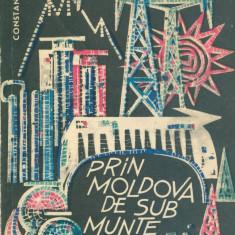 Constantin Matasa - Prin Moldova de sub munte - 30449 - Harta Europei