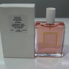 TESTER Chanel Coco Mademoiselle Made in France - Parfum femeie Chanel, Apa de parfum