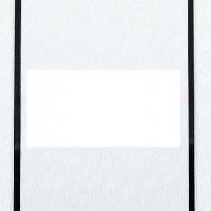 Geam Samsung  Galaxy S4 mini i9190 i9195Black Mist + adeziv special original