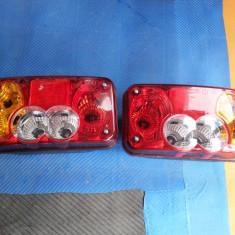 Lampa remorca universala cu 5 functi