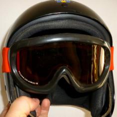 Ochelari ski snowboard copii BRIKO THRAMA 4000 14 cm transport inclus
