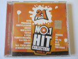 CD ORIGINAL RADIO 21 HIT COLLECTION,COMPILATIE MUZICA POP-ROCK ROMANEASCA 2004, roton