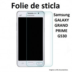 FOLIE STICLA Samsung Galaxy Grand Prime 0.33mm, 2.5D tempered glass - Folie de protectie