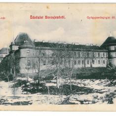 3350 - Arad, INEU - old postcard - used - 1910 - Carte Postala Banat 1904-1918, Circulata, Printata