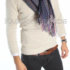 Fular barbati - dama UNISEX- fular gros - fular fashion - fular craciun cod 5518