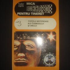 TUDOR OPRIS - FORTELE MISTERIOASE ALE COSMOSULUI SI OMULUI - Carte paranormal