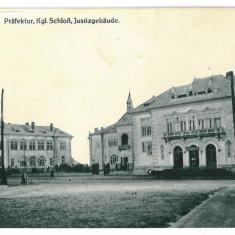 3344 - CONSTANTA, Prefectura - old postcard - unused, Necirculata, Printata