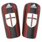 Aparatori tibie fotbal Adidas F50 Pro Lite AC Milan ORIGINALE masura M si L