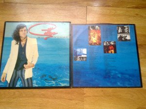 GILLAN ( EX DEEP PURPLE ) - MR UNIVERSE (1979, ARISTA/fame, Made in UK) vinyl