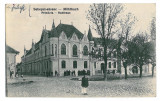 3355 - Alba, SEBESUL SASESC, Primaria - old postcard - unused