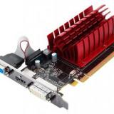 Placa video ASUS 1024 MB GDDR3 64 bit PCI-E 16x AMD Radeon HD 5450 VGA DVI HDMI LOW PROFILE