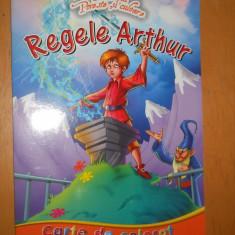 REGELE ARTHUR - CARTE DE COLORAT - NOUA