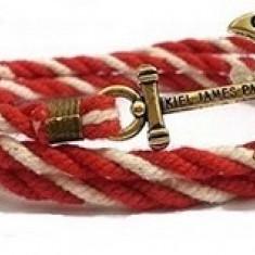 Bratara Nautica/Ancora - Kiel James Patrick - unisex