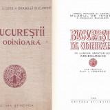 Bucurestii de odinioara in lumina sapaturilor arheologice, I.Ionascu, 1959 - Carte veche