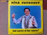 GICA PETRESCU HAI NOROC SI IAR NOROC album MUZICA POPULARA folclor disc LP VINYL