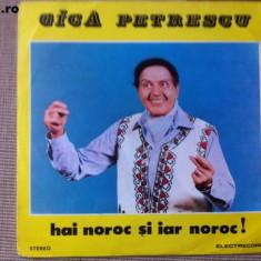 GICA PETRESCU HAI NOROC SI IAR NOROC MUZICA POPULARA romaneasca LP disc VINYL