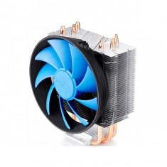 Cooler CPU DeepCool GAMMAXX300, Universal, ventilator 120mm cu functie PWM, aluminiu, 3x heatpipe - Cooler PC