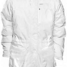 Geaca Iarna Everest Made in Suedia, noua, puf, goretex, 38, 40, Alb, Gore-tex