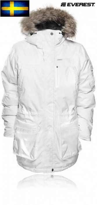 Geaca Iarna Everest Made in Suedia, noua, puf, goretex