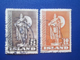 TIMBRE ISLANDA, Stampilat