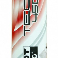 Set 6 fluturasi Badminton TALBOT-TORRO alb TECH 450 viteza:rapid