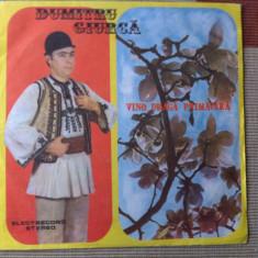 dumitru giurca vino draga primavara disc lp vinyl muzica populara romaneasca