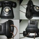BELL Telephone-MFG Company-Anvers Belgique. Telefon vechi din bachelita. - Arta din Sticla