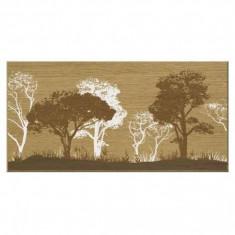 Faianta decorativa Forest copaci - 20 x 40 cm