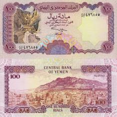 YEMEN 100 rials 1993 UNC!!!