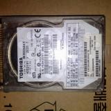 Hard disk Toshiba 80g ide 2,5 MK8026GAX - defect
