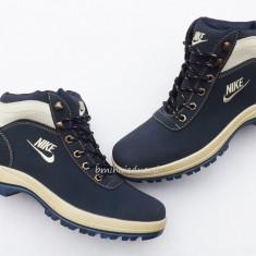 BOCANCI NIKE MANDARA - Bocanci barbati Nike, Marime: 41, 43, 44, Culoare: Din imagine, Piele sintetica
