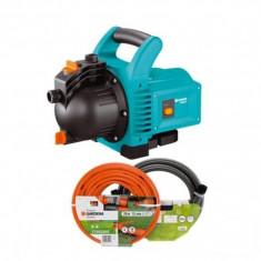 Pompa compacta de gradina Gardena - Classic 3000/4 - Pompa gradina