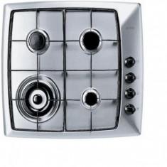 Plita incorporabila pe gaz Design Pure Gorenje - GMS 66 E, Numar arzatoare: 4