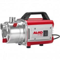 Pompa de suprafata AL-KO Jet 3000 Inox Classic - Pompa gradina