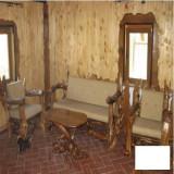 Set canapea cu 2 fotolii Regal Gardenland - CNP 001