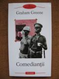 Graham Greene - Comediantii (Polirom)